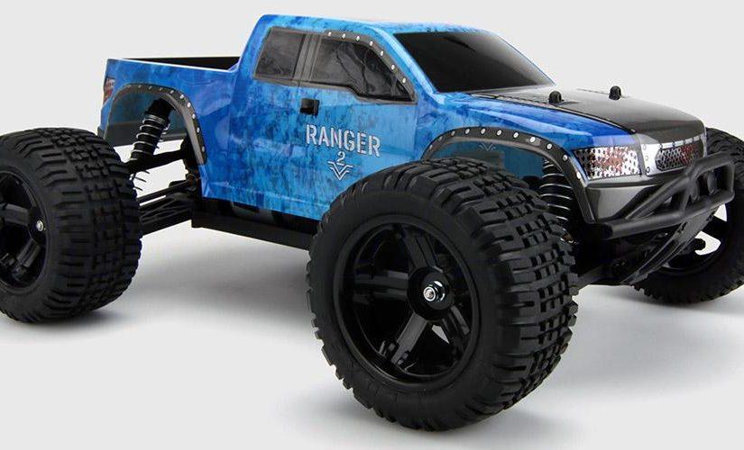 Den nye Ranger – Ranger V2